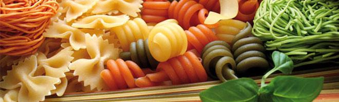 | Nudelgerichte – Macceroni